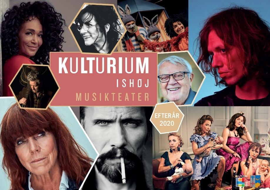 Musikteatrets program: Efterår 2020. Tryk på billedet for at se programmet.