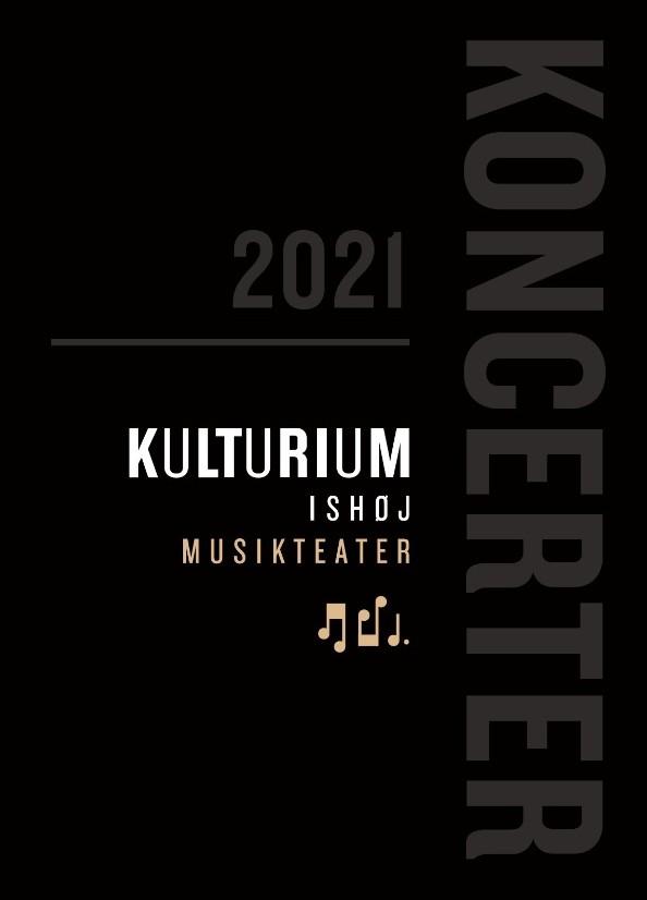 Kulturium koncertprogram 2021